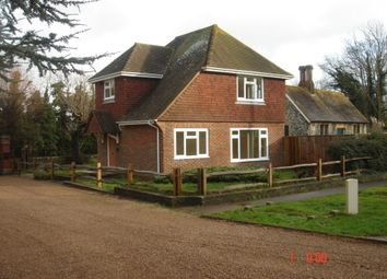 Thumbnail 4 bed detached house to rent in Lewes Road, Newhaven