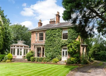 Thumbnail 4 bed detached house for sale in Mill Lane, Blaby, Leicester, Leicestershire
