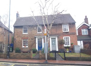 Thumbnail 4 bed semi-detached house to rent in Bexley High Street, Bexley, Kent