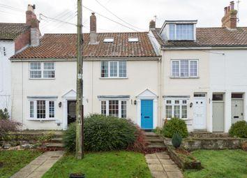 Thumbnail 3 bed terraced house for sale in Main Street, Stillington, York