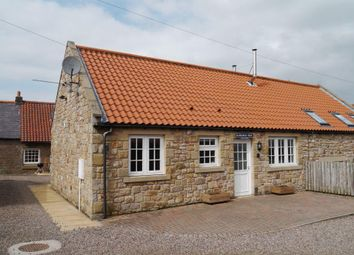 Thumbnail 2 bed semi-detached house for sale in Ideal Holiday Cottage/Investment Adderstone, Nr Belford, Northumberland