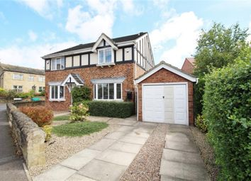 Thumbnail 3 bed semi-detached house for sale in Marsh, Pudsey
