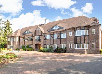 Thumbnail 2 bedroom flat to rent in Highfield Manor, Highfield Lane, Tyttenhanger, St. Albans