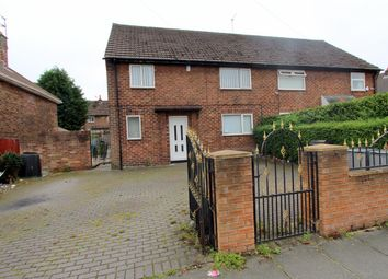 Thumbnail 4 bed semi-detached house for sale in Greenfield Drive, Huyton, Liverpool