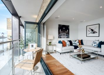 3 bed detached house to rent in Oxbridge Terrace, Palace Wharf, Fulham W6