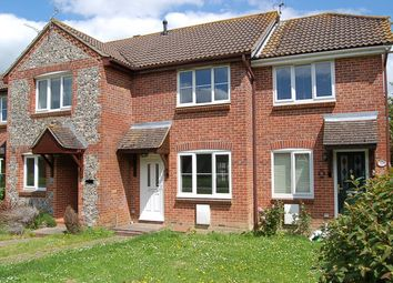 Thumbnail 2 bed terraced house for sale in Howard Avenue, Burgess Hill