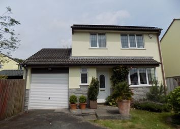 Thumbnail 4 bed detached house to rent in Meatherel Close, Ivybridge