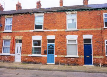 Thumbnail 3 bed terraced house for sale in Rosebery Street, York