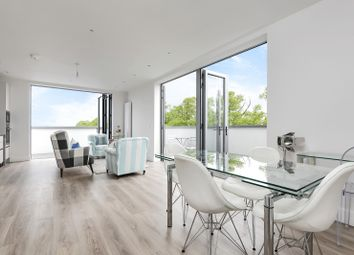 Thumbnail 2 bed flat for sale in Quicks Road, Wimbledon