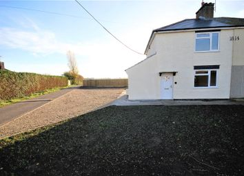 Thumbnail 3 bed semi-detached house for sale in Main Road, Quadring, Spalding
