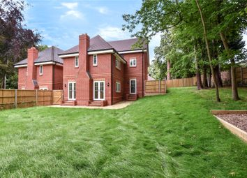 Thumbnail 5 bed detached house for sale in Prior End, Camberley, Surrey
