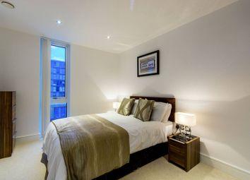 Thumbnail 2 bedroom flat to rent in Dowells Street, Greenwich