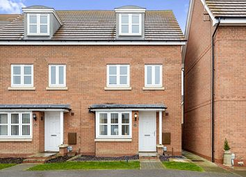 Thumbnail 4 bed terraced house for sale in Hidcote Walk, Welton, Brough