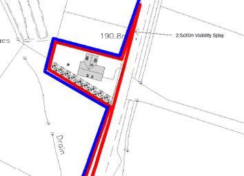 Thumbnail Land for sale in Plot 1, Dillarburn Road, Dillarburn