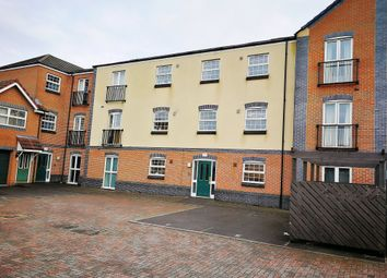 Thumbnail 2 bed flat for sale in St. Austell Way, Swindon
