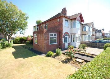 Thumbnail 4 bed end terrace house for sale in Warbreck Hill Road, Blackpool, Lancashire
