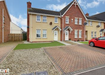 Thumbnail 3 bedroom town house for sale in St Andrews Avenue, Ballyhalbert