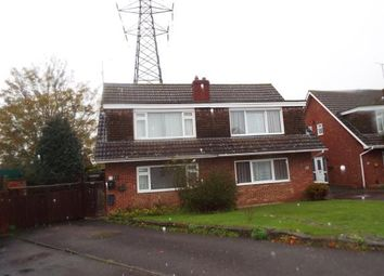 Thumbnail 3 bed semi-detached house for sale in Beaumont Drive, Cheltenham, Gloucestershire