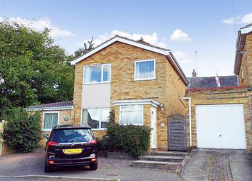 Thumbnail 4 bed detached house for sale in Abbey Rise, Wollaston, Northamptonshire