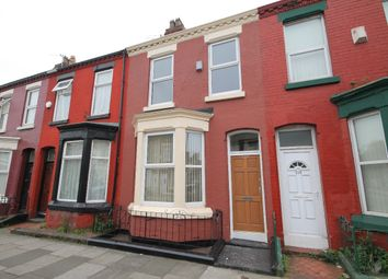 Thumbnail 2 bedroom terraced house to rent in Molyneux Road, Kensington, Liverpool
