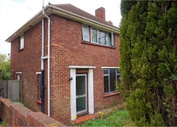 Thumbnail 3 bed end terrace house for sale in Repton Road, Orpington