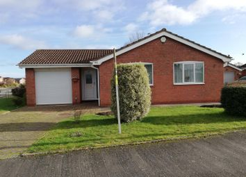 Thumbnail 3 bed detached bungalow for sale in Trentham Road, Wem, Shropshire