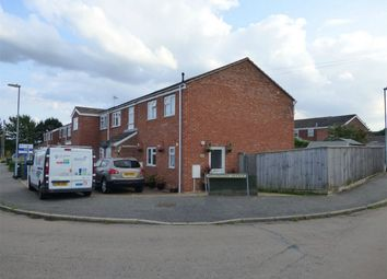 Thumbnail 3 bed end terrace house for sale in Wellington Avenue, St. Ives, Huntingdon