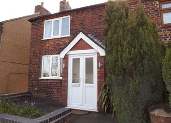 Thumbnail 2 bedroom end terrace house for sale in Wereton Road, Stoke-On-Trent