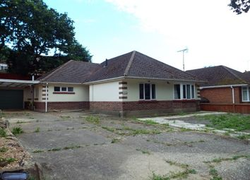 Thumbnail 3 bed bungalow to rent in Moorside Road, Bournemouth