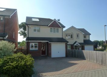 Thumbnail 3 bed detached house for sale in Cysgod Y Castell, Llandudno Junction