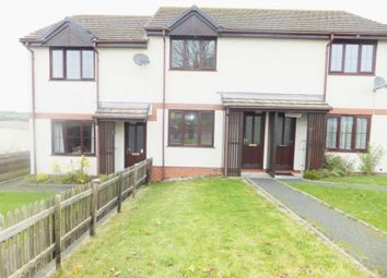 Thumbnail 2 bed terraced house to rent in Honey Meadows, Holsworthy, Devon
