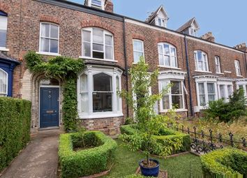 Thumbnail 4 bed terraced house to rent in Bishopthorpe Road, York