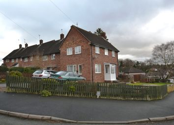 Thumbnail 3 bed end terrace house for sale in Salisbury Hill View, Market Drayton
