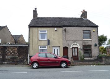 Thumbnail 2 bed semi-detached house for sale in High Street, Newchapel, Stoke-On-Trent