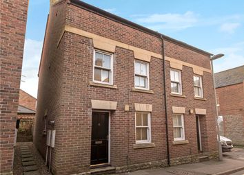 Thumbnail 2 bed end terrace house for sale in Gundry Lane, Bridport, Dorset