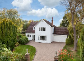 Thumbnail 5 bed detached house for sale in Bridge Street, Whaddon, Royston