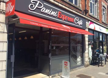 Thumbnail Restaurant/cafe for sale in 259 Portswood Road, Southampton