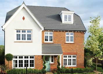 Thumbnail 5 bed detached house for sale in Orwell Drive, Arborfield Green, Reading