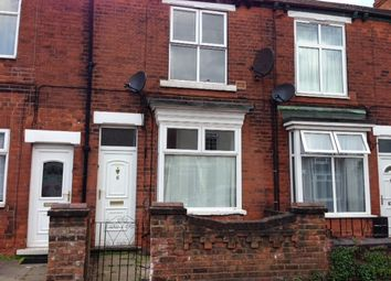 Thumbnail 3 bed terraced house to rent in Lindley Street, Scunthorpe