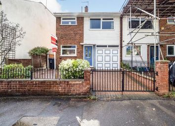 Thumbnail 3 bed end terrace house for sale in Cowley Road, London