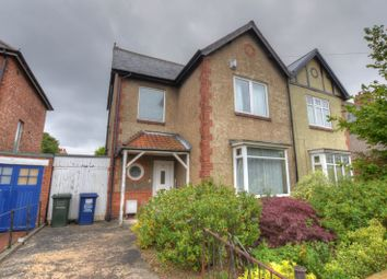 Thumbnail 2 bed semi-detached house for sale in Milvain Avenue, Fenham, Newcastle Upon Tyne