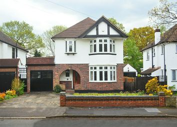 Thumbnail 3 bedroom detached house to rent in Kingsway, Petts Wood, Orpington