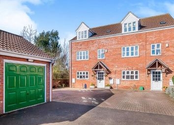 Thumbnail 4 bedroom end terrace house for sale in Doddington, March