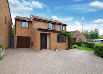 Thumbnail 3 bed detached house for sale in Parsley Close, Woodhall Park, Swindon