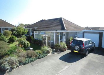 Thumbnail 3 bed semi-detached bungalow for sale in Veasy Park, Wembury, Plymouth