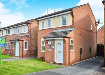 Thumbnail 3 bed detached house for sale in Broomhill Park View, Hucknall, Nottingham