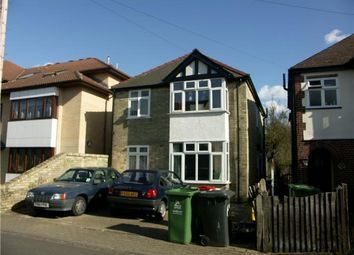 Thumbnail 6 bed detached house to rent in 68 Garden Walk, Cambridge