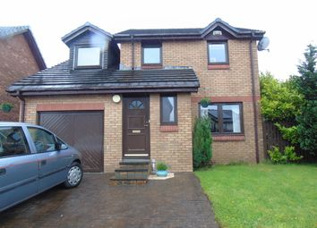 Thumbnail 4 bed detached house for sale in Grantown Avenue, Petersburn, Airdrie