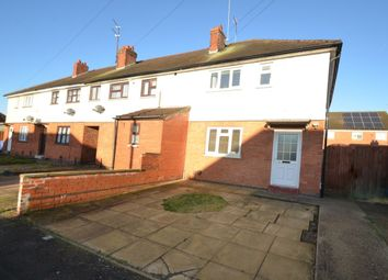 Thumbnail 2 bedroom terraced house to rent in Meadow Road, Rothwell, Kettering