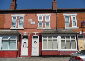 Thumbnail 3 bed terraced house to rent in Yewtree Road, Witton, Birmingham